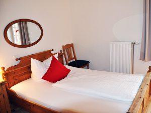 Die Zimmer im Hotel Fokus in Emsbüren